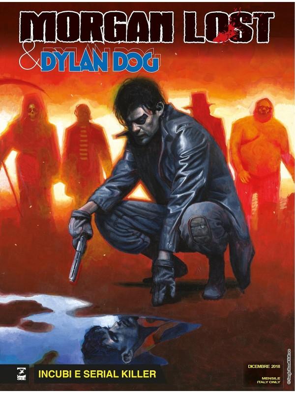 Morgan Lost & Dylan Dog - Bonelli - Miniserie completa 1/2