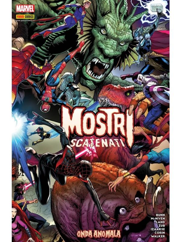 Mostri Scatenati - Marvel Crossover - Sequenza in blocco 1/3