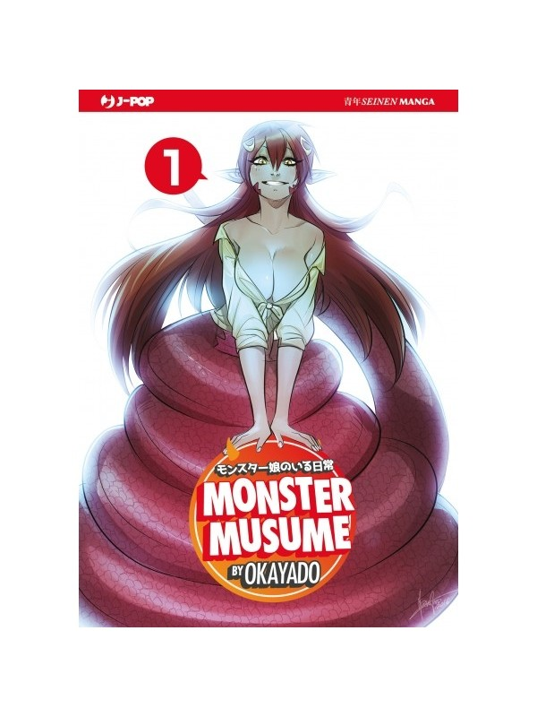 Monster Musume - JPOP - Sequenza in blocco 1/12