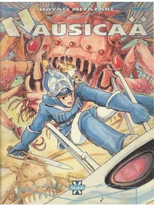 Nausicaa - Granata Press - Serie completa 1/23