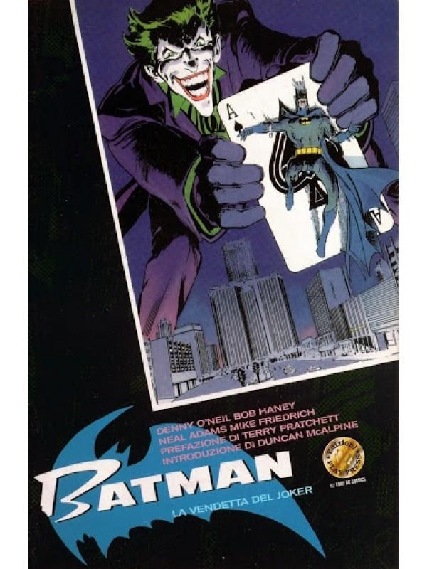 Batman di Neal Adams - Play Press - Serie completa di 5 volumi brossurati