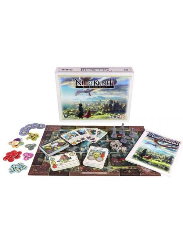 Ni No Kuni . The Board Game - SFG
