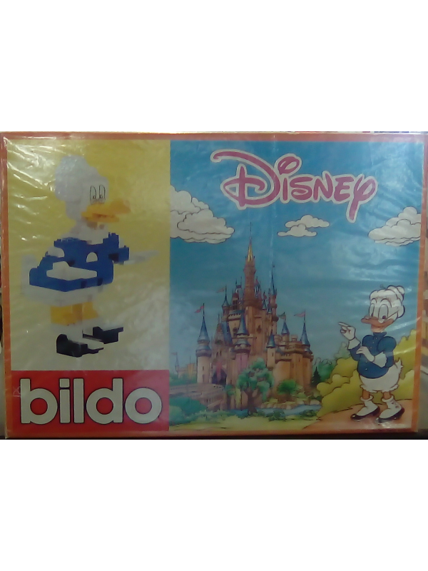 Grandma Duck (Nonna Papera) - Bildo - Educational Building Bricks - Giochi Preziosi