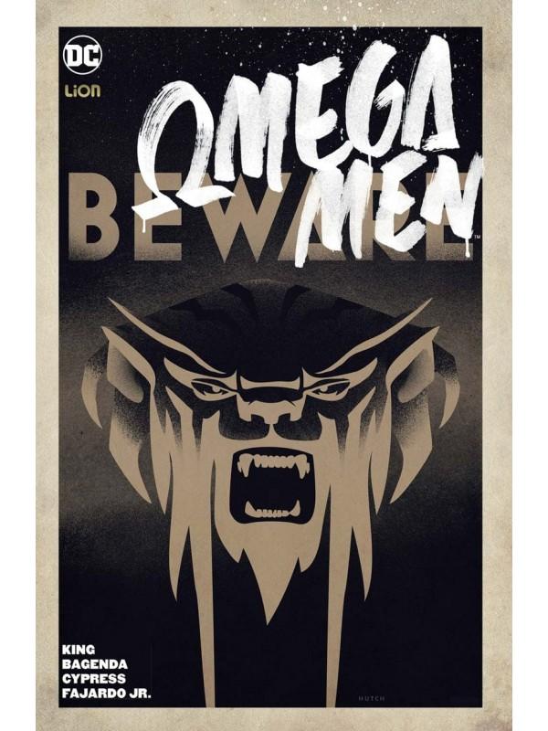 Omega Men - DC Miniserie - Lion - Serie completa 1/2