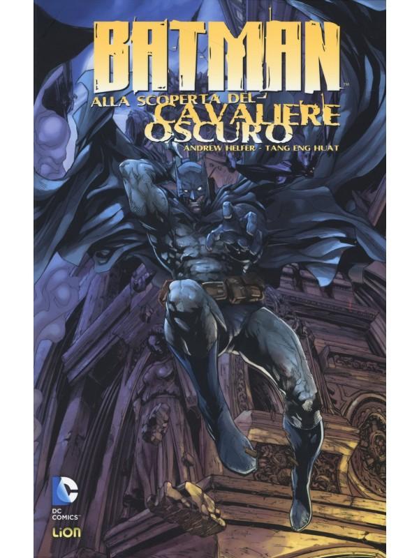 Batman - Alla Scoperta del Cavaliere Oscuro - Lion - Serie completa 1/2