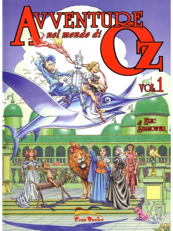 Avventure nel Mondo di Oz - Free Books - Serie completa 1/2