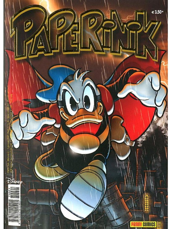Paperinik - Panini Disney - Sequenza in blocco 1/11