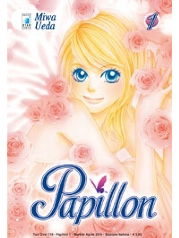 Papillon - Star Comics - Serie completa 1/8