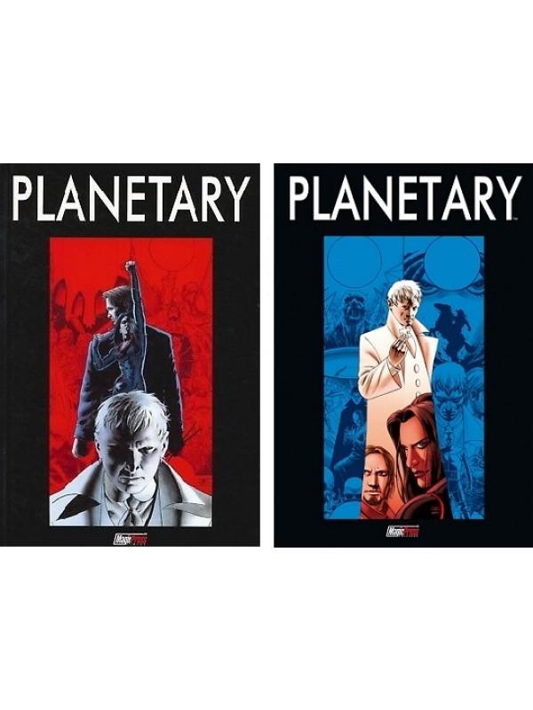 Absolute Planetary - Magic Press - Serie Completa 1/2
