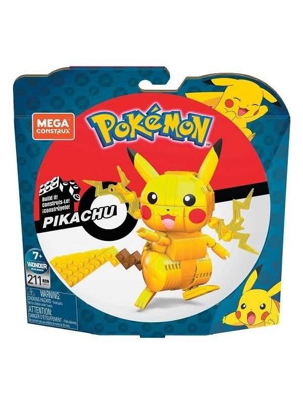 Pikachu - Pokemon - Mega Construx