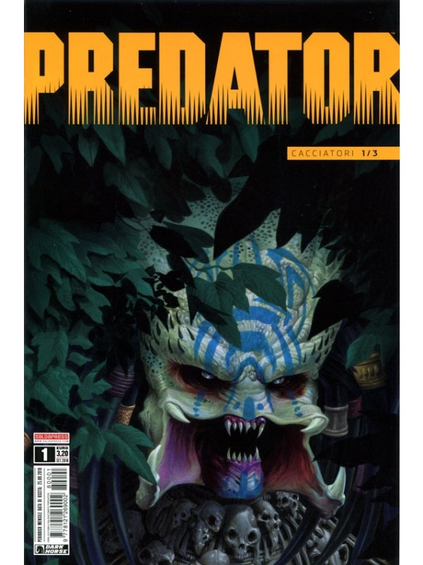 Predator - SaldaPress - Sequenza in blocco 1/4