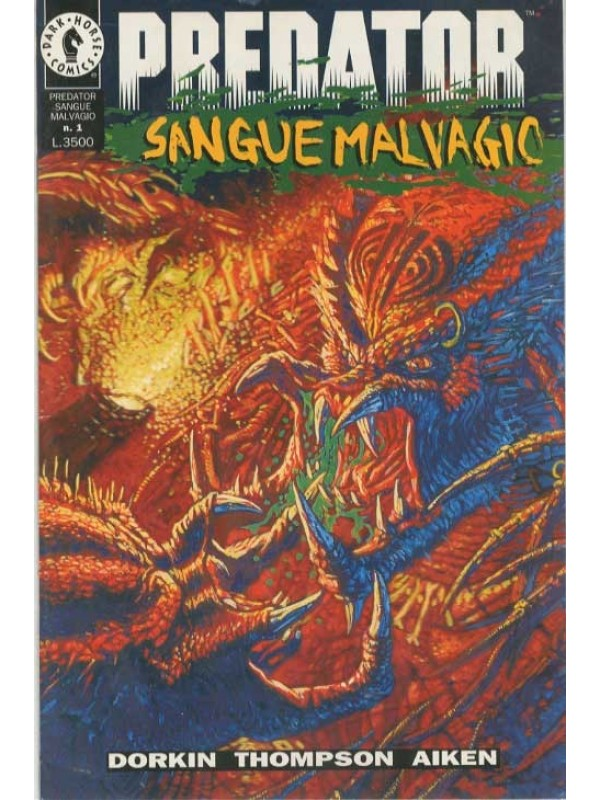 Predator - Sangue Malvagio - Play Press - Miniserie completa 1/2