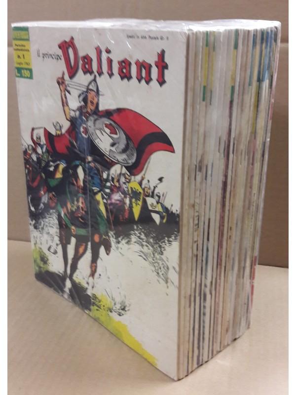 Il Principe Valiant - L'avventuroso - Edizioni Fratelli Spada - 1965/1966 - Serie completa 1/36
