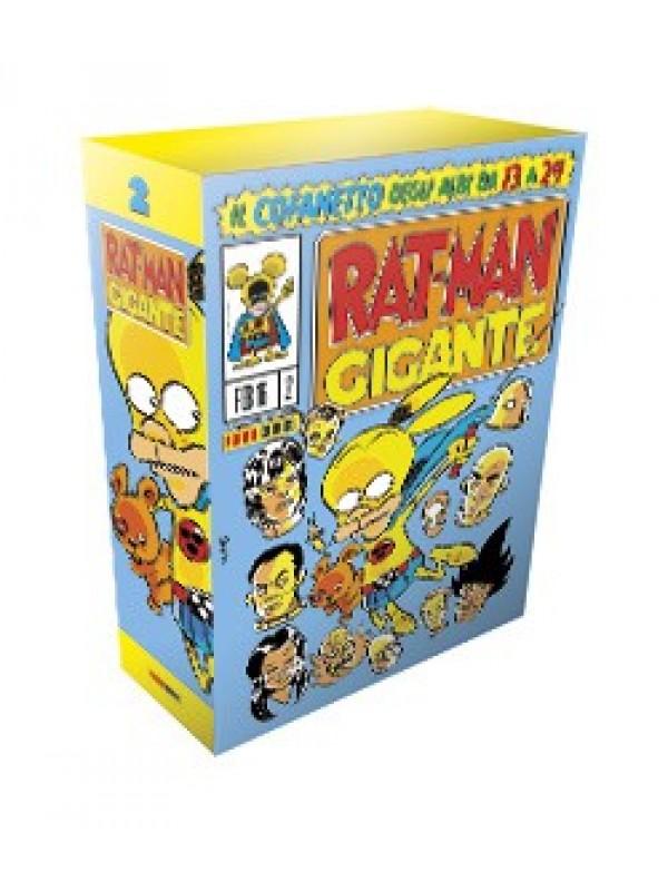 Rat-Man Gigante - Cofantetto 13/24 Completo - Panini Comics