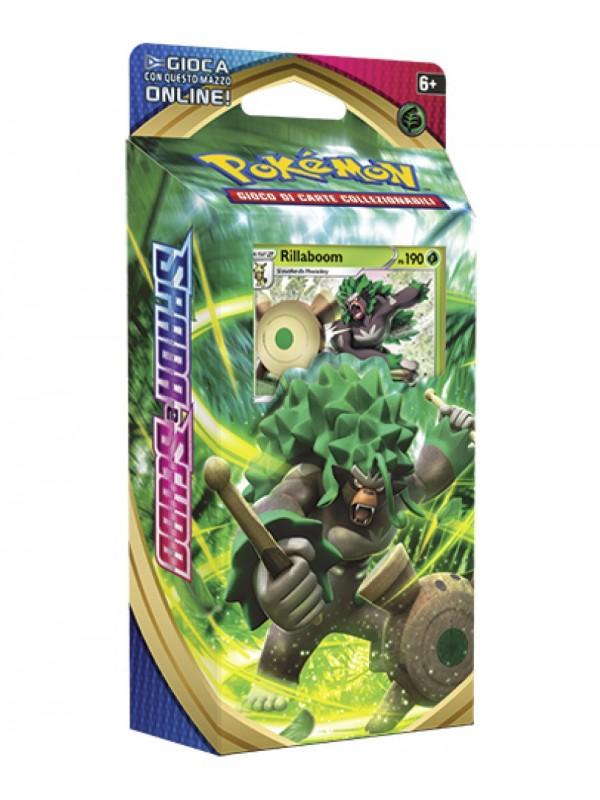 Rillaboom (#812) - Mazzo Tematico - Pokemon - Spada e Scudo