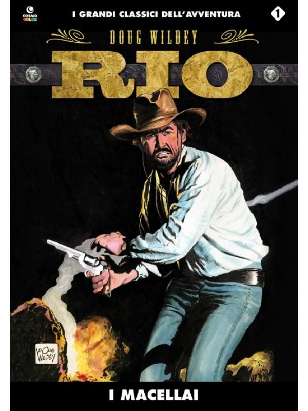 Rio - Doug Wildey - Cosmo Color - Serie completa 1/4