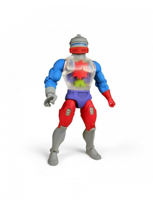 Roboto- He-Man and The Masters of the Universe Classics (MOTU) - Club Grayskull - Super 7 - Action Figure