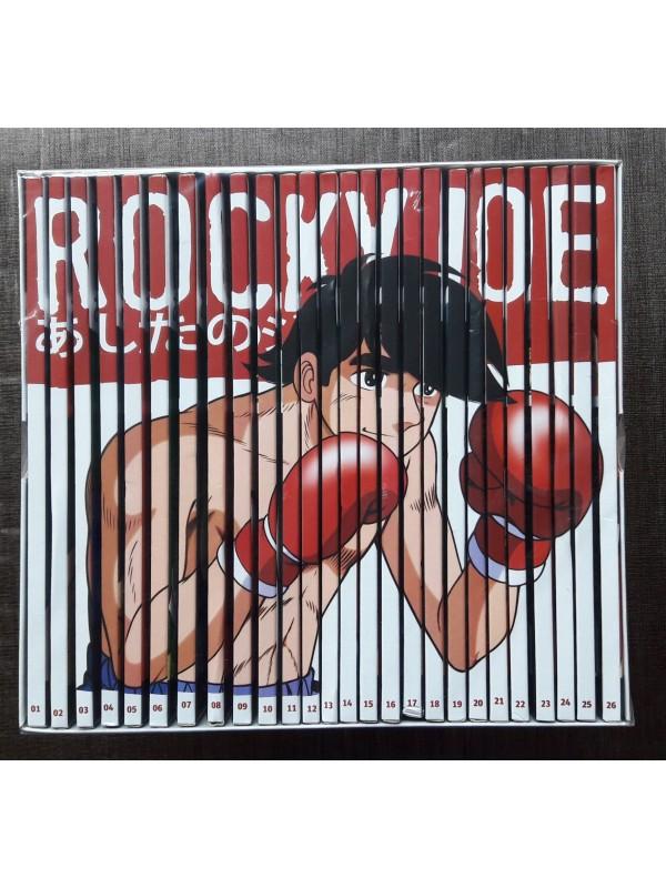 Rocky Joe - La gazzetta dello Sport/Yamato Video - Serie completa - Box dvd 1/26