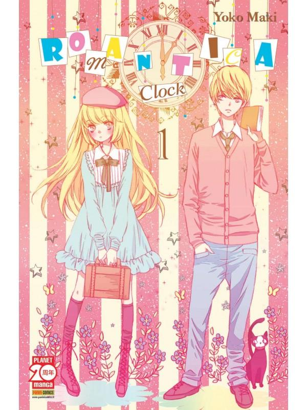 Romantica Clock - Planet Manga - Serie completa 1/10