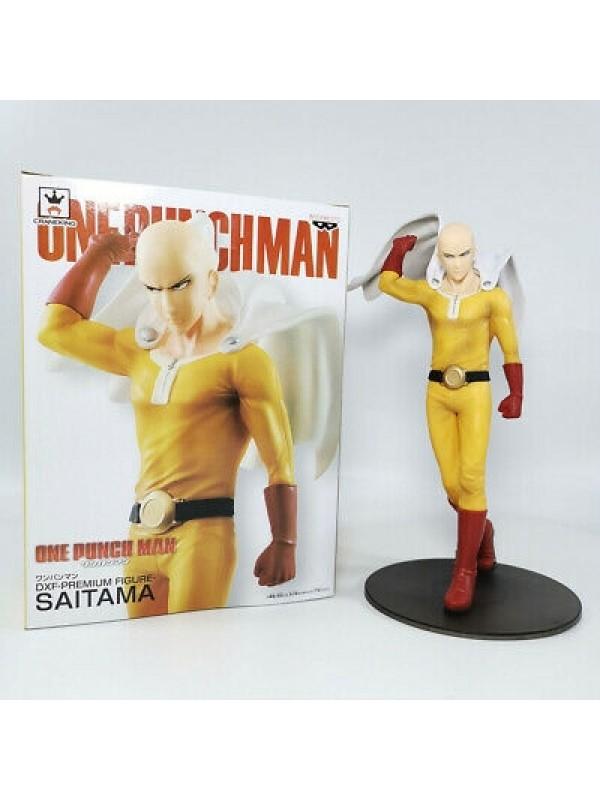 One Punch Man - DXF - Premium Figure - SAITAMA - Banpresto