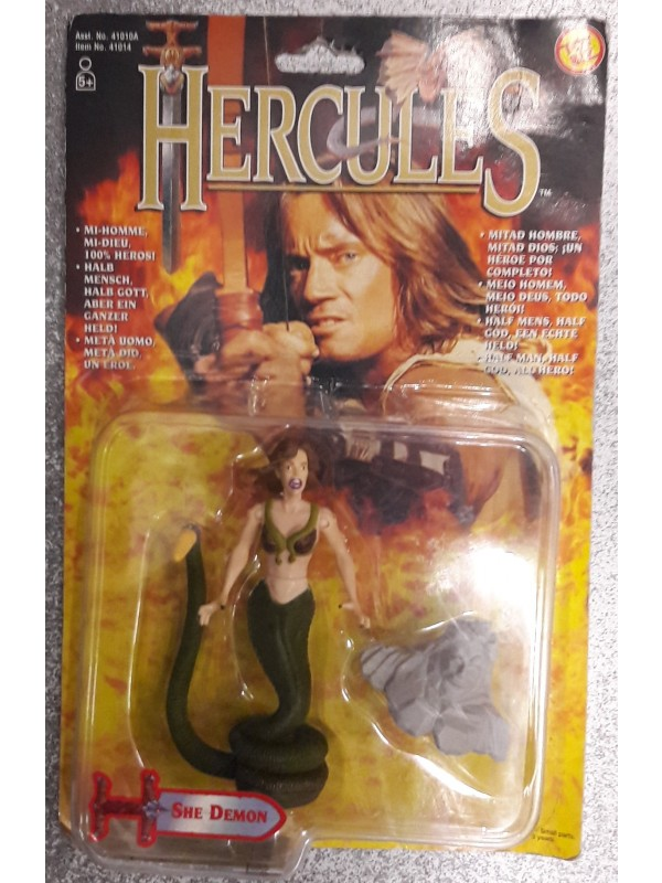 She Demon - Hercules - Toy Biz
