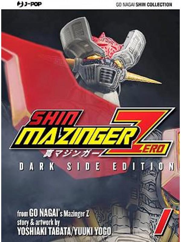 Shin Mazinger Zero - JPOP - Serie completa 1/9
