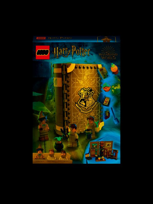 Lego 76384 -  Lezione di erbologia a Hogwarts - Harry Potter