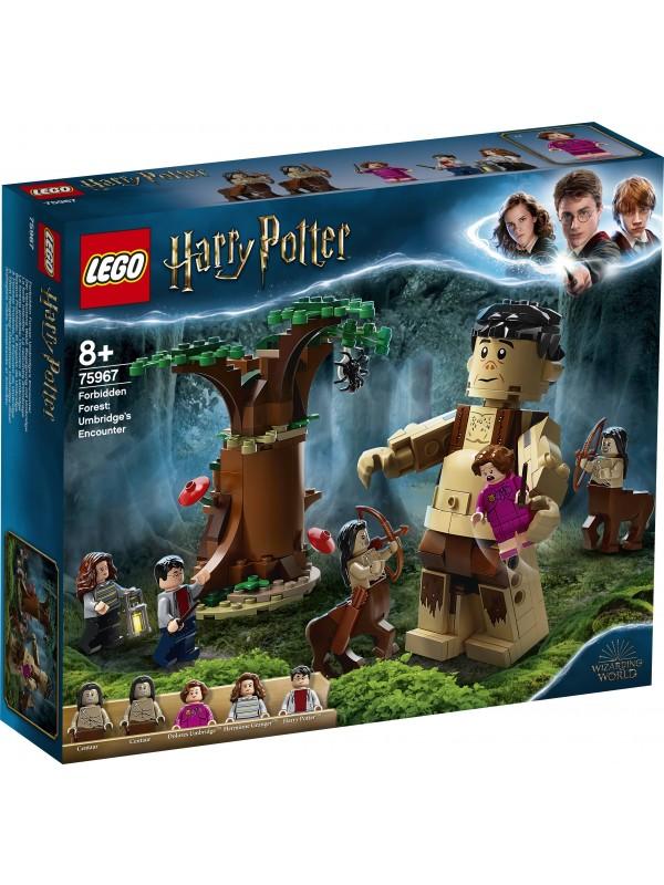 Lego 75967 - La foresta proibita: l'incontro con la Umbridge - Harry Potter