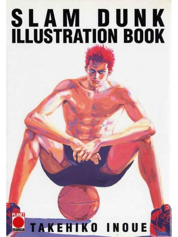 Slam Dunk - Illustration Book - Prima Ristampa - Planet Manga - Art Book