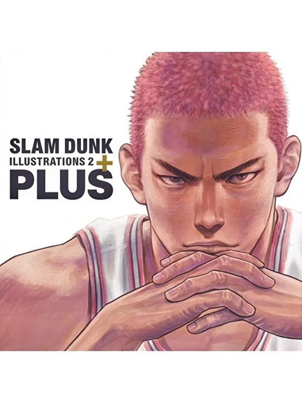 Plus + SLAM DUNK ILLUSTRATIONS 2 (2020) - Prima Edizione - Planet Manga - Artbook