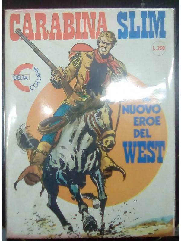 Carabina Slim (1976) - Edigamma - Serie completa 1/4