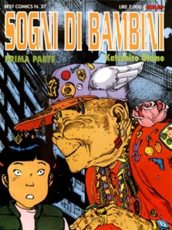 Sogni di Bambini - Best Comics - Comic Art - Serie completa 1/2