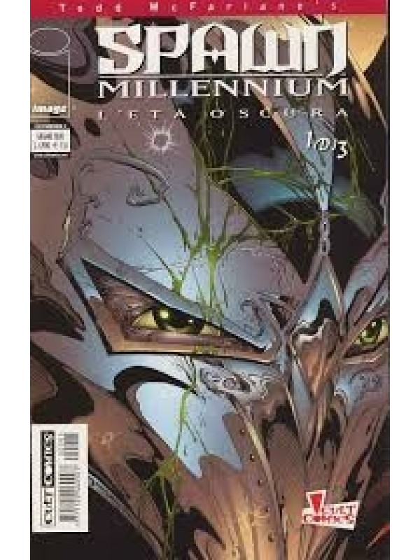 Spawn Millennium - L'Età Oscura - Cult Miniserie - Cult Comics - Panini Comics - Miniserie Completa 1/3