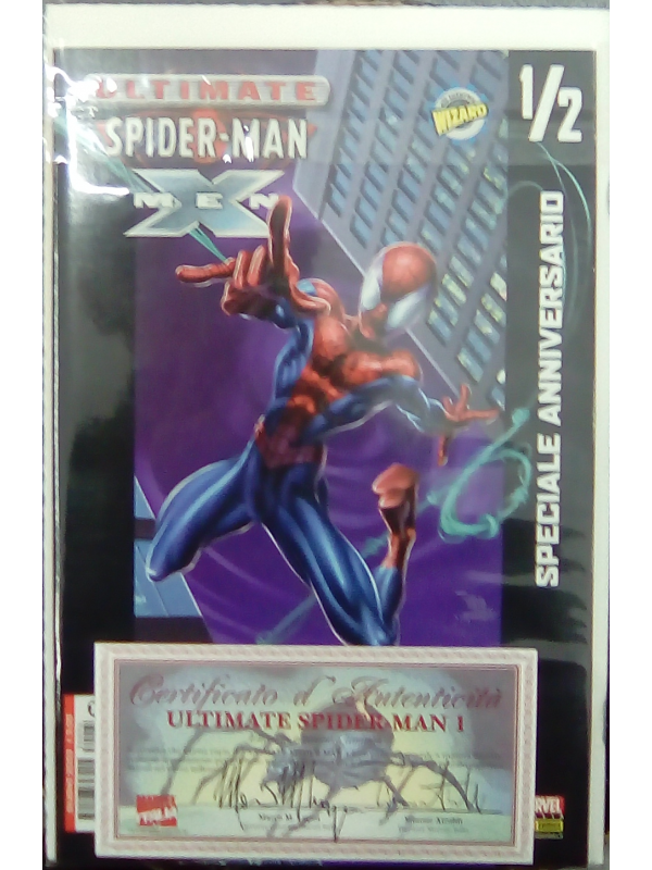 ULTIMATE SPIDER-MAN MUSEUM EDITION VARIANT COVER