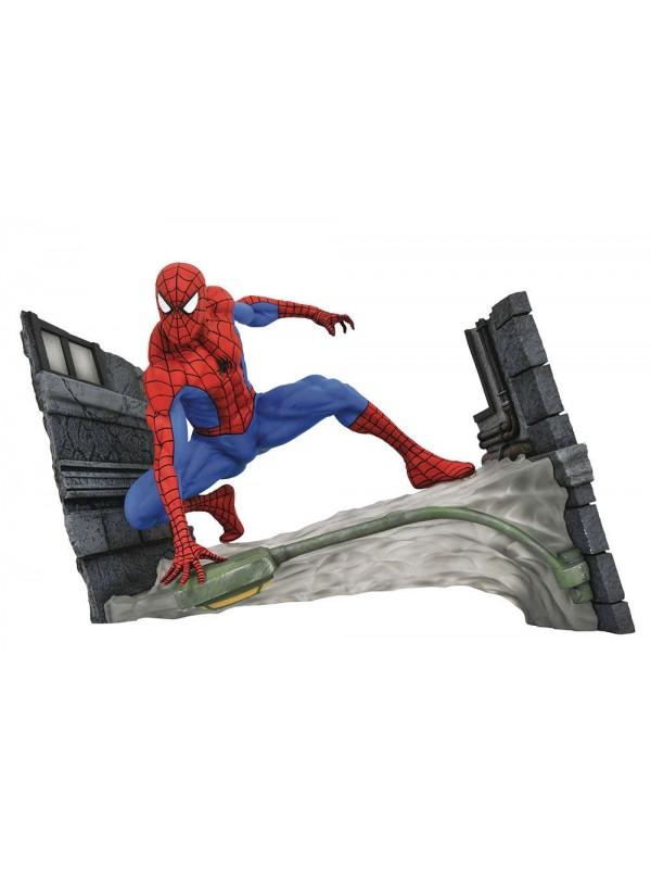 Spider-Man - Webbing PVC Diorama - Gallery