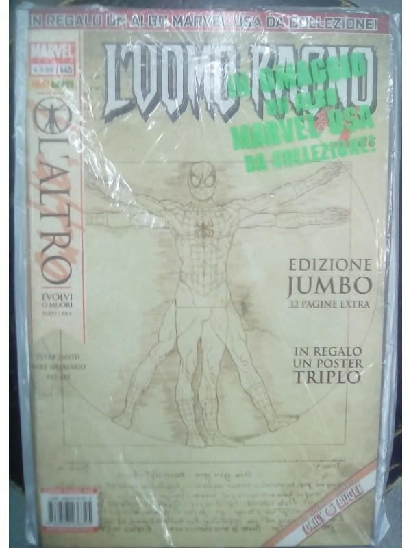 L'Uomo Ragno 445 Edizione Jumbo - Panini Comics