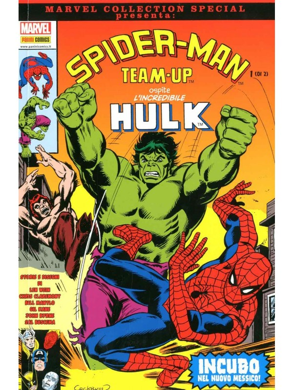 Spider-Man Team-Up II - Marvel Collection Special - Serie completa 1/2