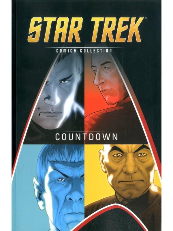Star Trek - Comics Collection - La Gazzetta dello Sport - Sequenza in blocco 1/16