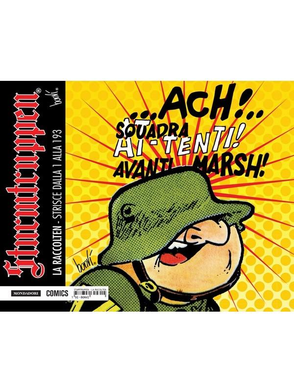 Sturmtruppen - La Raccolten - Mondadori - Serie completa 1/40