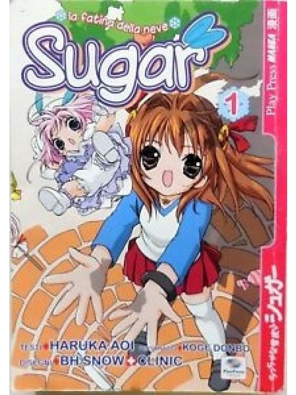 Sugar - La Fatina della Neve - Play Press - Serie completa 1/3