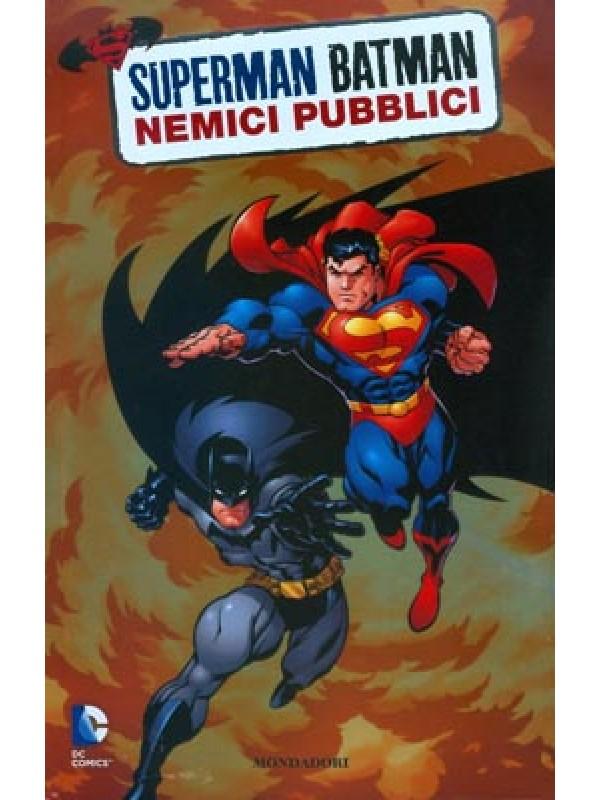 Superman Batman - I Migliori del Mondo - Mondadori - Serie completa 1/10