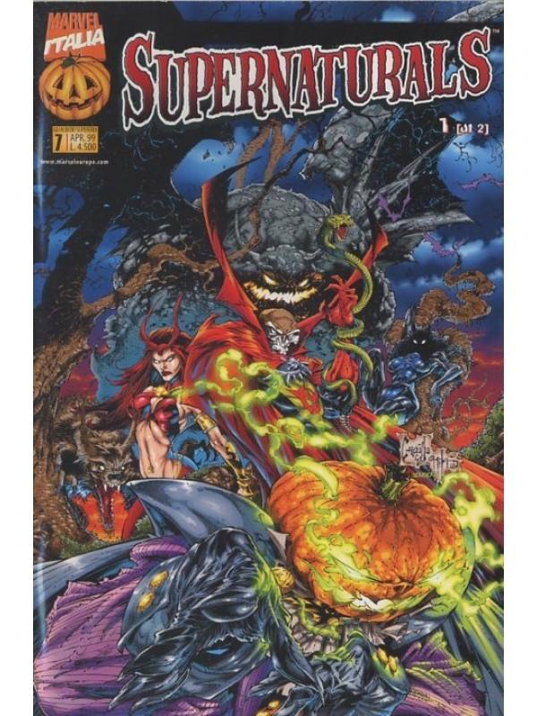 Supernaturals - Marvel Italia - Miniserie completa 1/2