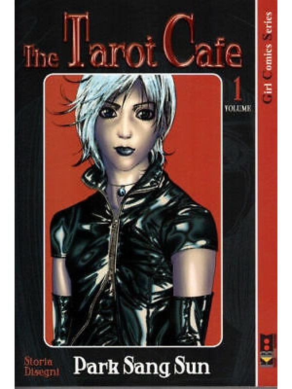 The Tarot Cafe - FlashBook - Serie completa 1/7