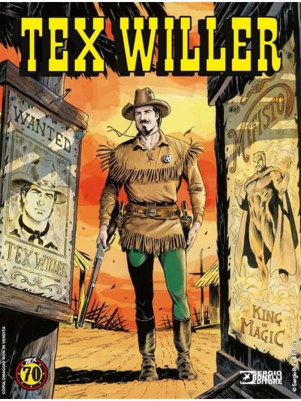 Tex Willer - Bonelli - Sequenza in blocco 0/5