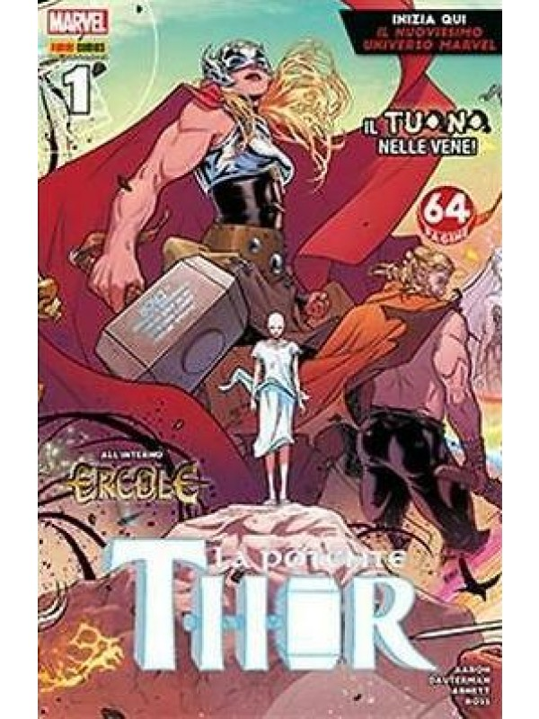 La Potente Thor - Thor - Panini Comics - Serie Completa 1/22