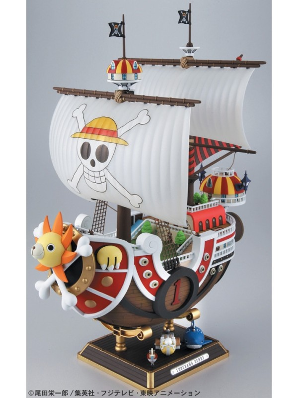 THOUSAND SUNNY New World Ver. - Bandai Model Kit