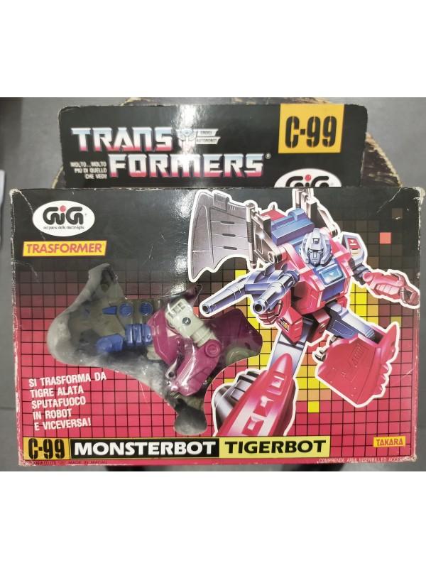 C-99 Monsterbot - Tigerbot - Transformer - GIG Takara
