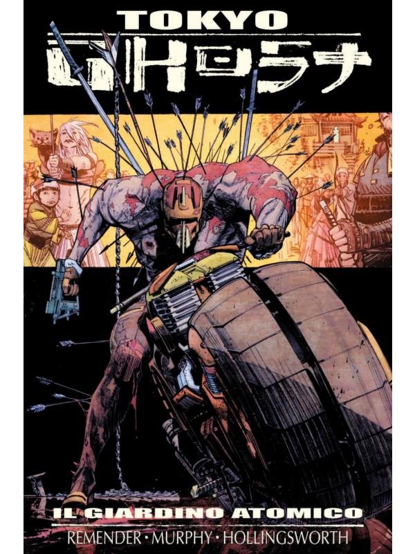 Tokyo Ghost - Bao Publishing - Serie completa 1/2