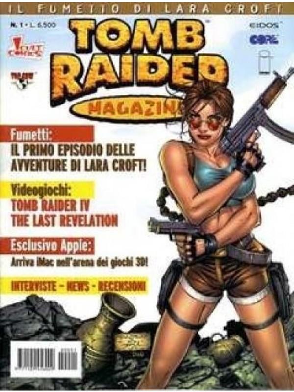Tomb Raider Magazine - Cult Comics Panini - Serie completa 1/14