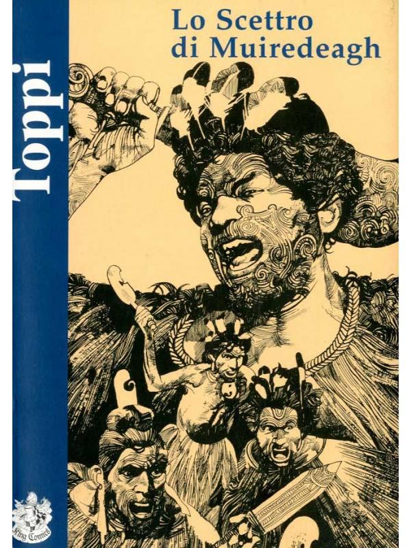 Il Collezionista - Sergio Toppi - King Comics - Serie Completa 1/4